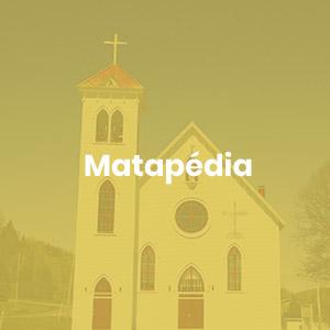 Bouton Matapédia