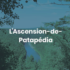 Bouton L'Ascension-de-Patapédia