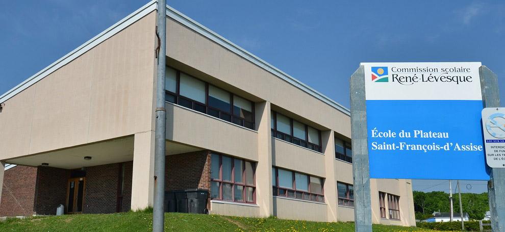 École du Plateau