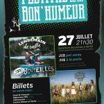 Festival de la Bon'Humeur affiche